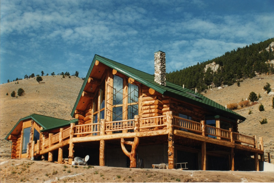 Timber frame and log homes for A frame log homes